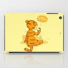 Ta Ta For Now iPad Case