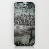 iPhone & iPod Case featuring Forced Rejection by oldsilverwargun
