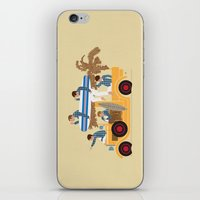 Surfin Safari iPhone & iPod Skin