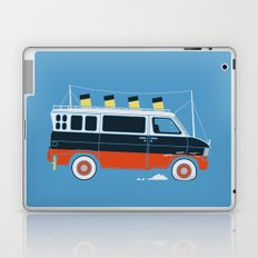 The Titanic Van Sinks Laptop & iPad Skin