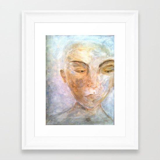 impoverished Framed Art Print