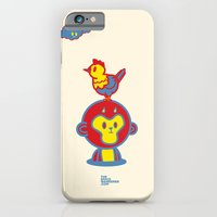 The Monkey And The Roost… iPhone 6 Slim Case