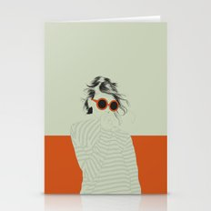 Woman Color 10 Stationery Cards