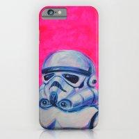 stormtrooper baby iPhone 6 Slim Case
