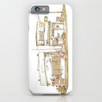 Two Buildings iPhone 6 Slim Case