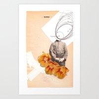 Synthesis No. 1 Art Print