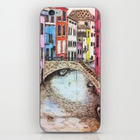 Venice iPhone & iPod Skin