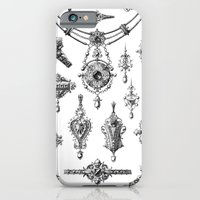 Jewels and Trinkets iPhone 6 Slim Case