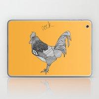 Cock Laptop & iPad Skin