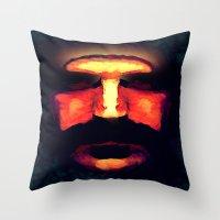 FRANK ZAPPASAKI Throw Pillow
