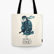 do me a solid. Tote Bag