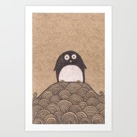Chief Squeaker Art Print