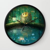 Crown Prince Wall Clock
