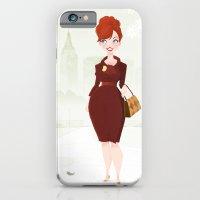 Joan Holloway iPhone 6 Slim Case