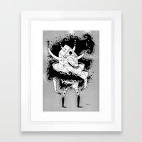 Inner Spiritz Framed Art Print