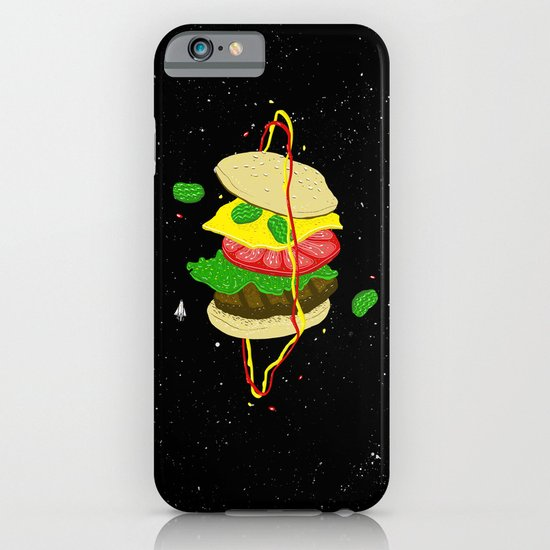 Planetary Discovery 8932: Cheeseburger iPhone & iPod Case
