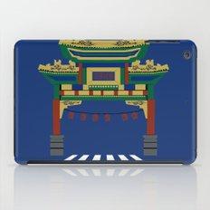 Chinatown  iPad Case