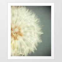 Wish. Art Print