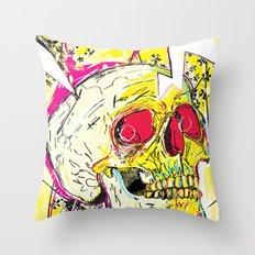 Ain't No Grave Throw Pillow