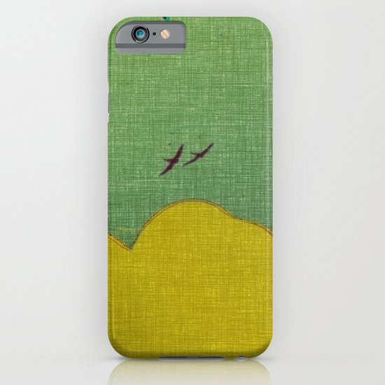 migratory thoughts iPhone & iPod Case