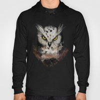 The owls are not what they seem Hoody