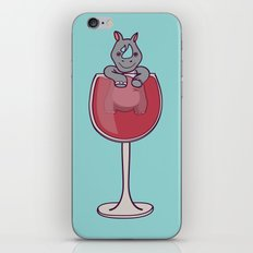 Whino iPhone & iPod Skin