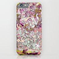 Albino  iPhone 6 Slim Case