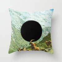 Lapse Of Nature Throw Pillow