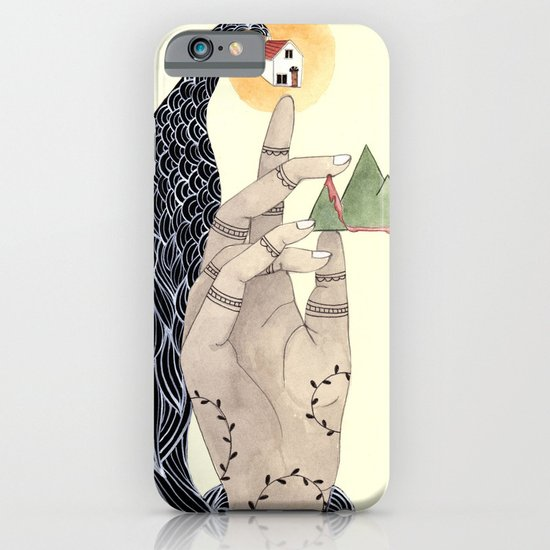 Hand to Home iPhone & iPod Case