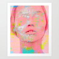 Untitled 20110509a Art Print