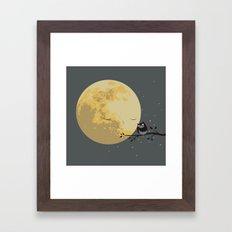 My Crony Framed Art Print