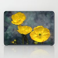 Iceland poppy  iPad Case