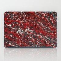 Pollock With Alien Skin iPad Case
