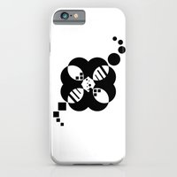 iPhone & iPod Case featuring Circle & Square by Interstellar