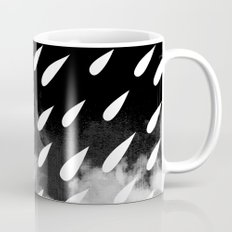Storm Clouds + Droplets Mug