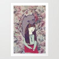 Lobo Art Print