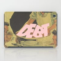 Debt Bondage iPad Case