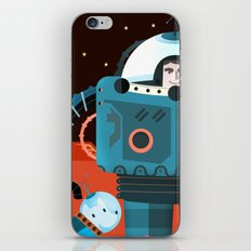 Life on mars iPhone & iPod Skin