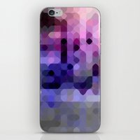 colorful+vs 01 iPhone & iPod Skin