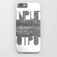 iPhone & iPod Case featuring OutputInput by Marion Cromb