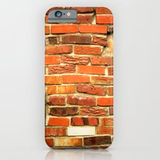brickwall iPhone 6 Slim Case