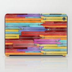 Zippers! iPad Case