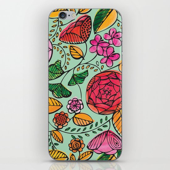 Garden Variety iPhone & iPod Skin