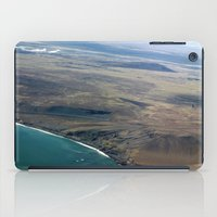 Iceland From Air iPad Case