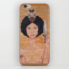 The Last Empress iPhone & iPod Skin