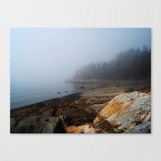 Maine Canvas Print