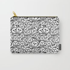toon skulls Carry-All Pouch