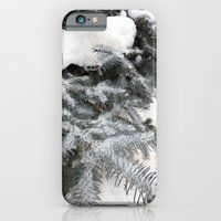 Hello Snow iPhone 6 Slim Case