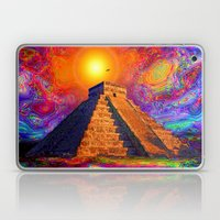 Mayan Pyramid   Laptop & iPad Skin