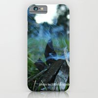 iPhone & iPod Case featuring camp by jillian bogarde